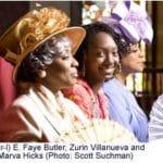From Crowns – E. Faye Butler and Zurin Villanueva