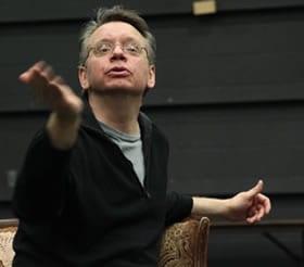 Michael Stebbins directing