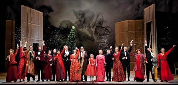 The Royal Dramatic Theatre (Photo: Sören Vilks)