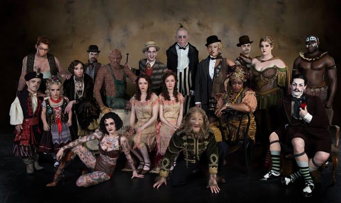 Side Show cast (Photo: Joan Marcus)