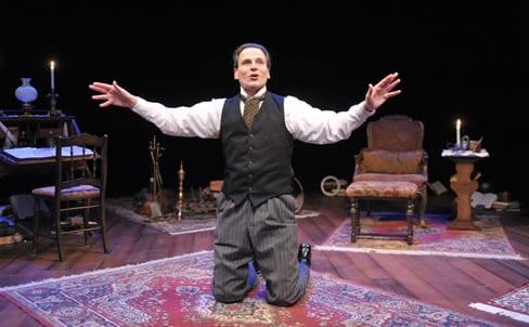 Dickens' Christmas Carol: Paul Morella does it solo