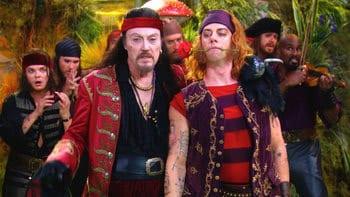 Capt. Hook and Smee (Photo: Virginia Sherwood/NBC)