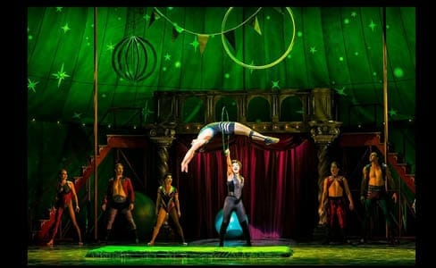 Lucie Arnaz is a standout among the extraordinary cast of Pippin