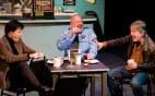 (l-r) Anthony van Eyck as Bob Barberson; Dan Alexander as Gene Czerwicki; Bruce Alan Rauscher as Jack Rolf (Photo by Johannes Markus )