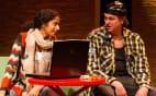 Anu Yadav as Evue and Jamie Smithson as Tony (Photo: Teresa Wood)