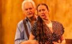 Roberto Colmenares as José and Luz Nicolás as Mariela. Photo courtesy of GALA Hispanic Theatre.