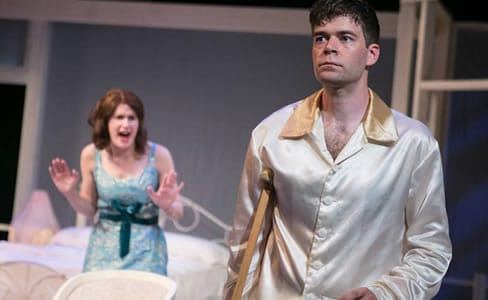 Keegan Theatre reopens with powerful Cat on a Hot Tin Roof (review)