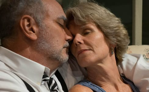 Romeo and Juliet: Love Knows No Age from Unexpected Stage Company
