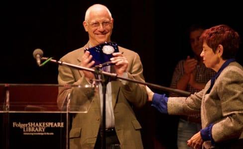 David S. Kessler awarded the 2015 Gary Lee Maker Audience Award