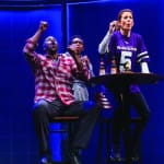 X's and O's at Center Stage (review)