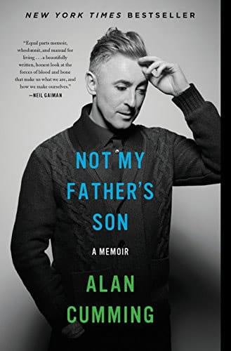 Not My Father's SonClick to buy on Amazon, $9.57.