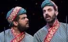 Guards at the Taj at Woolly Mammoth (review)