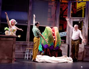Little Shop of Horrors - DC Theatre Scene