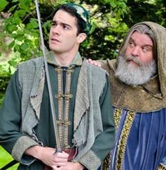 Medieval Story Land - DC Theatre Scene