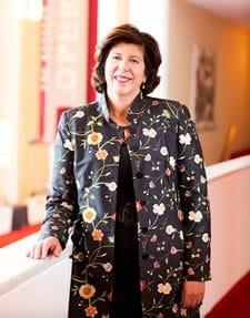 Francesca Zambello at the Kennedy Center (Photo: Scott Suchman)