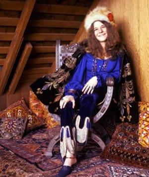 Janis Joplin (Photo: Varib Wolman)