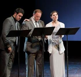 Duffy's Cut: Patrick O'Halloran - Tim Augustin - Shantelle Przyby (Photo courtesy of Washington National Opera)