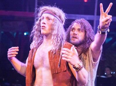 Paul Scanlan and Josh Sticklin (Photo: C. Stanley Photography)