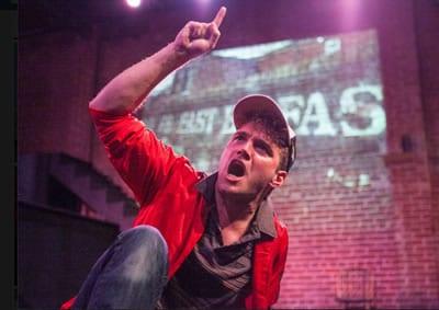 Josh Sticklin as Ross (Photo: C. Stanley Photography)
