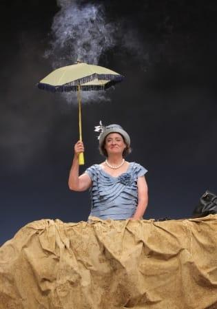 Nancy Robinette as Winnie (Photo: Don Summers, Jr)