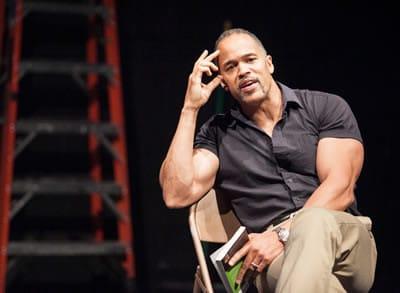 Keith Hamilton Cobb in American Moor at Anacostia Playhouse (Photo: C. Stanley Photography)