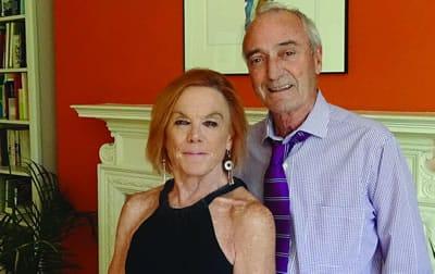 GALA Theatre leaders, Rebecca and Hugo Medrano (Photo: Dubraska Vale)