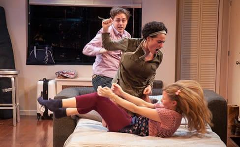Bad Jews Returns To Studio Theatre Review Dc Theatre Scene