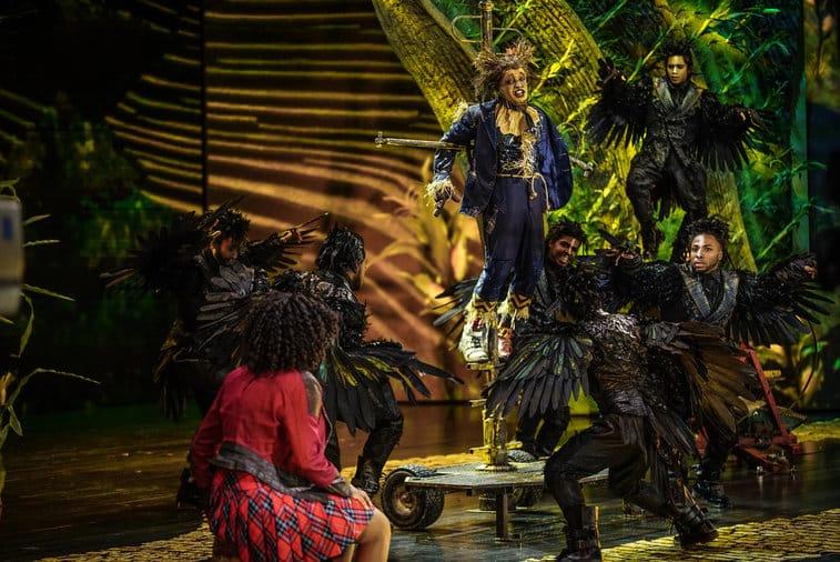 NBC's The Wiz Live! (review) - DC Theatre Scene