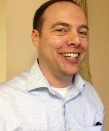 Jeff Reiser, author of Free Range