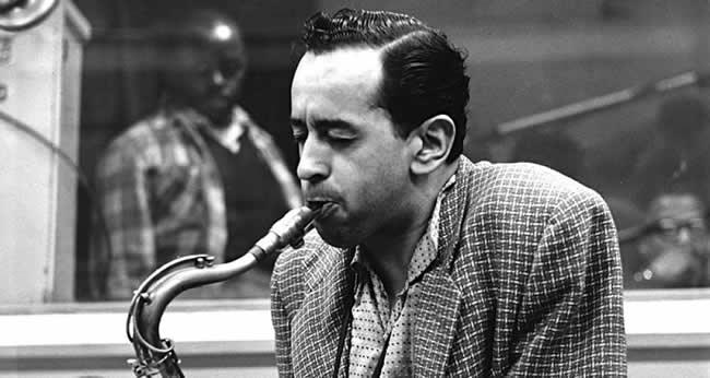 Saxophonist Paul Gonsalves