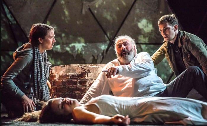 Avant Bard's King Lear is revelatory, thanks to Rick