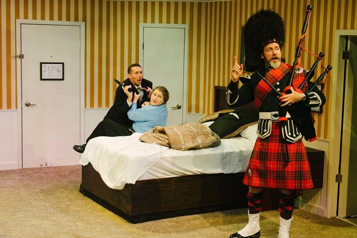 Unnecessary Farce at Keegan Theatre (review) - DC Theatre Scene