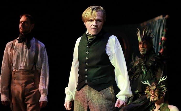puck william shakespeare